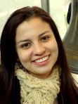 POLS Major Ana Monzón Receives Fulbright Grant to Brazil