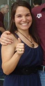 Cecilia Morales - Best Thesis Award & Portz Scholar