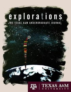 Explorations Cover Fall 2012