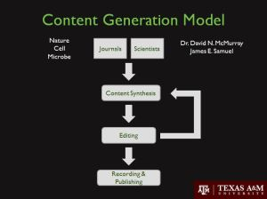 Invisible Jungle Content Generation Model