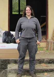 Alicia Krzton - Fulbright Scholar - China