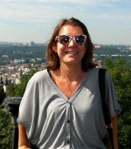 Caroline Barrow - Fulbright Scholar - Kazakhkstan