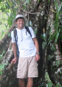 Matt McMahon in Belize, 2012