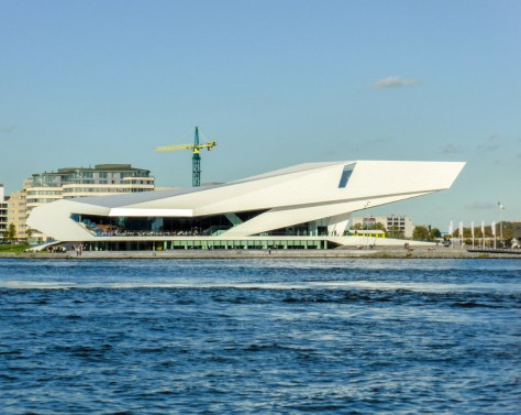 The Eye Film Institute - Amsterdam, Netherlands