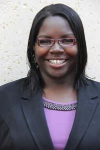 Jamaica Pouncy, University Scholars Program Coordinator