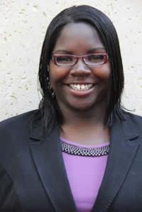 Jamaica Pouncy, University Scholars Program Coordinator