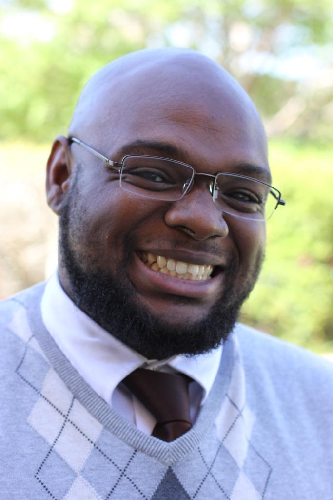 Antoine Jefferson, Program Coordinator for Undergraduate Leadership Scholars