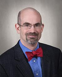 Dr. Christopher Quick, 2014 Unterberger Award recipient