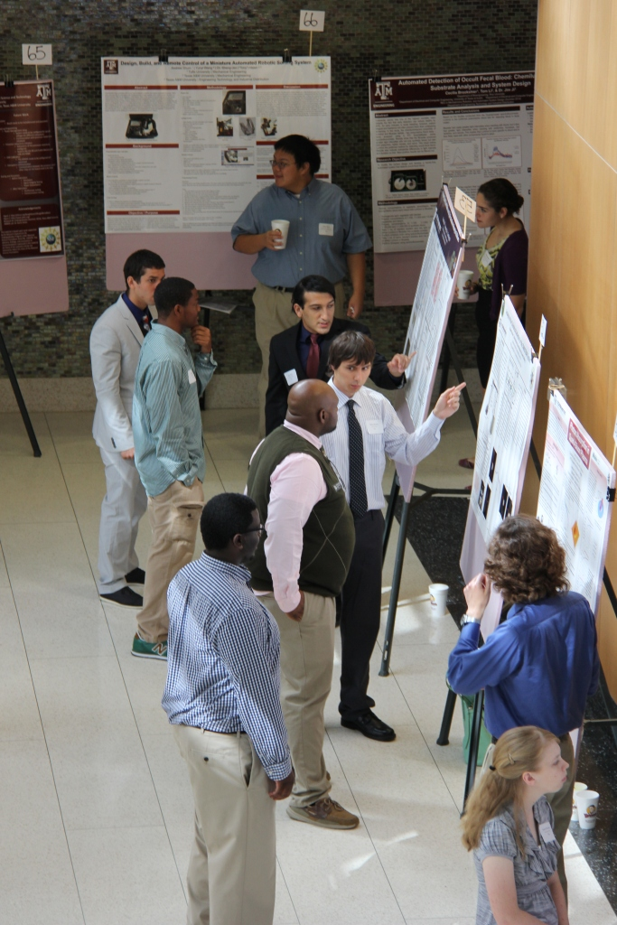 Summer 2014 Undergraduate Research Poster Session