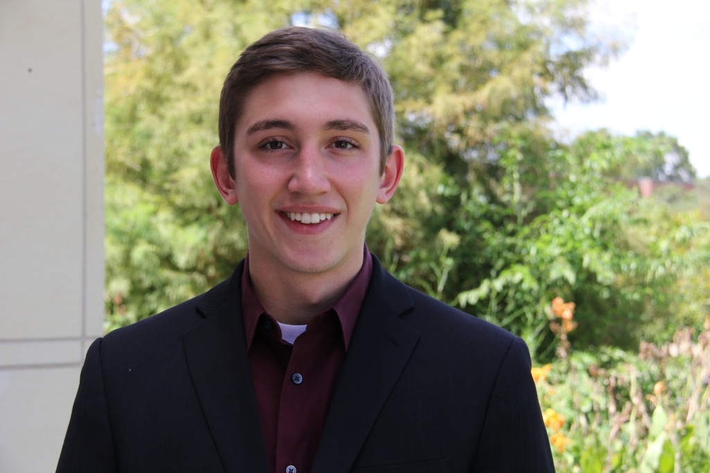 Aaron Griffin '16, Recipient of the 2014 College of Agriculture & Life Sciences Dean's Outstanding Achievement Award for Undergraduate Research