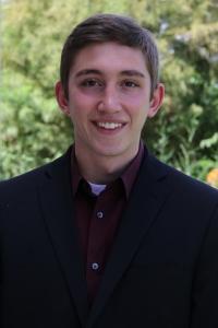 2015 Goldwater Scholar Aaron Griffin '16