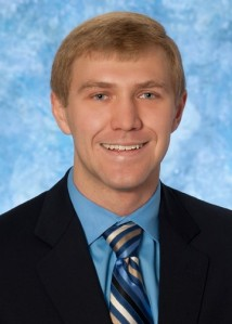 Andy Baxter '16, Mitchell Finalist