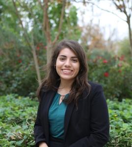 Nancy Kuri '15, Carnegie Junior Fellow nominee