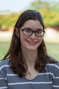 University Scholar Brooke Versaw '18