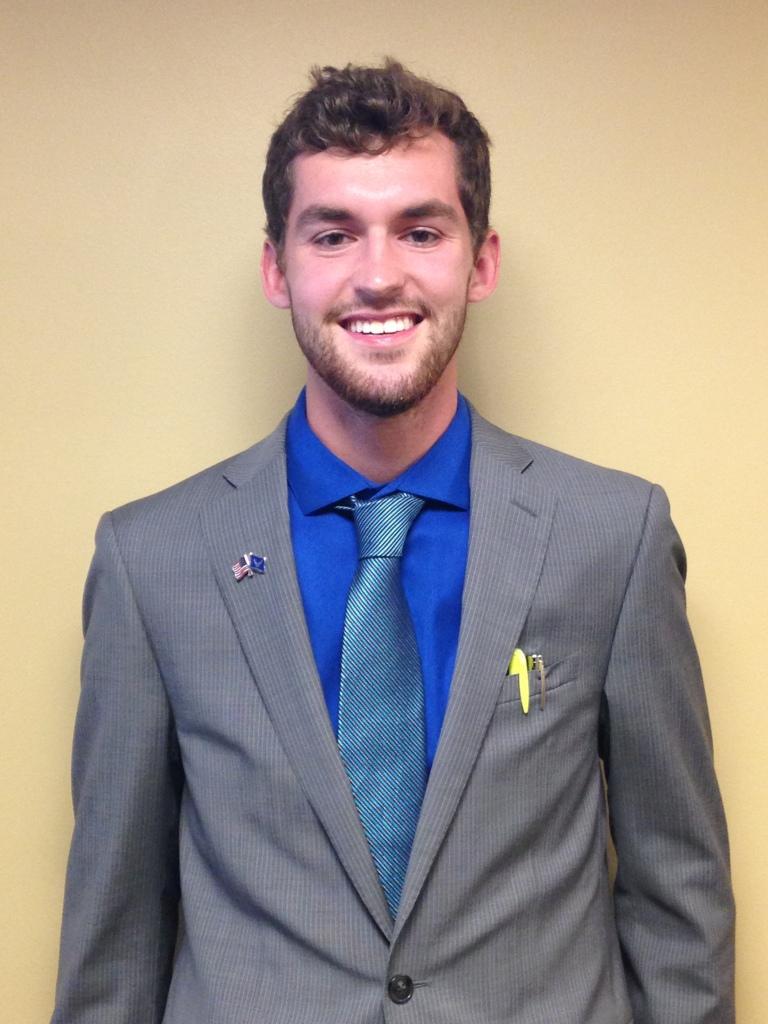 2016 Beckman Scholar Luke Oaks