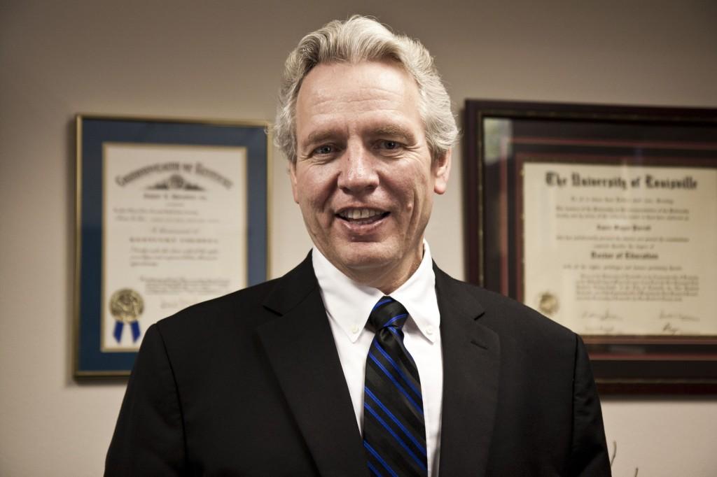Dr. Dave Parrott 2016 Director's Award Recipient