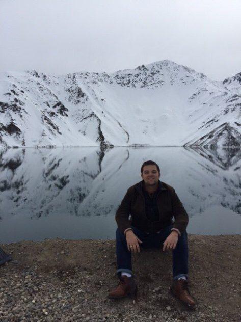 Undergraduate Service Scholar Alex Luna '17