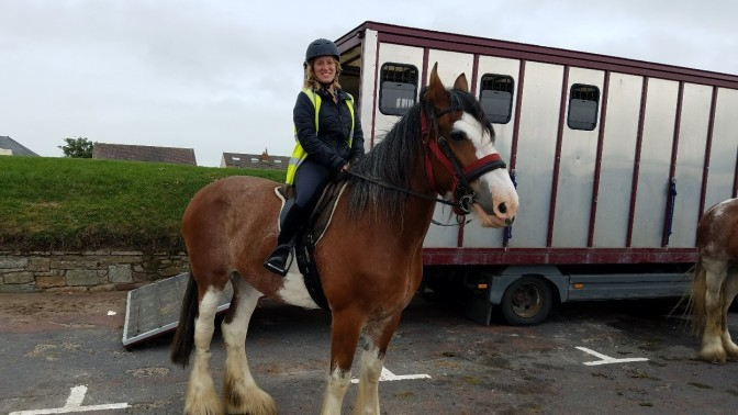 Equine Summer Study Abroad in Scotland