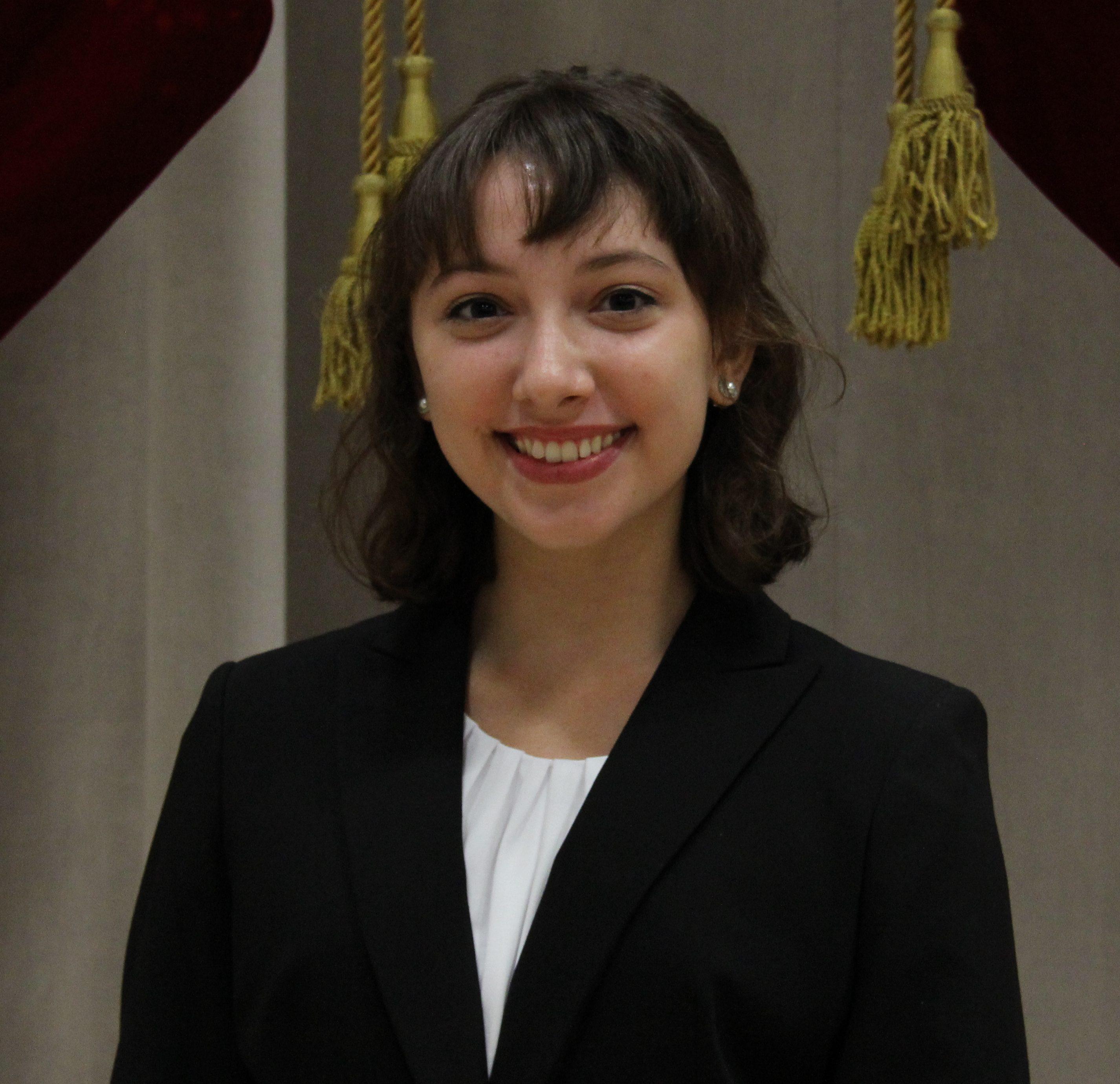 Emma Haschke UScholars Class of 2021