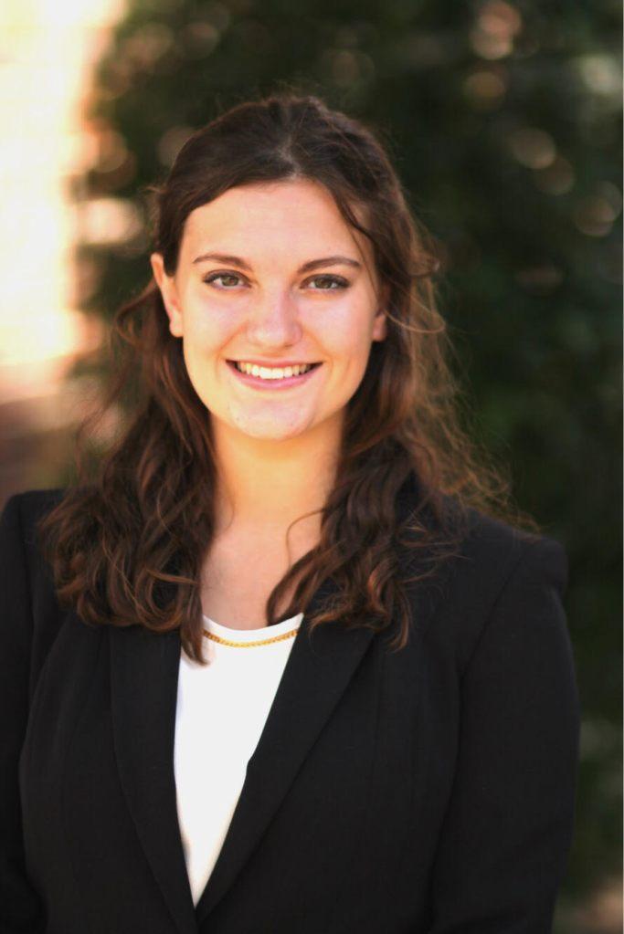 Rachel Porter '20,  Molecular and Cellular Biology
